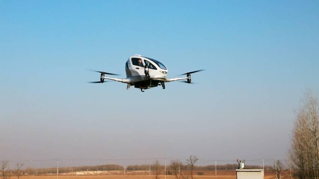 Droni volanti