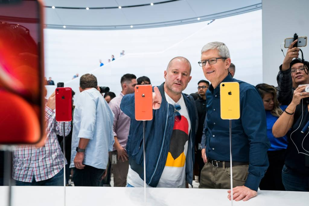 Jony Ive lascia Apple