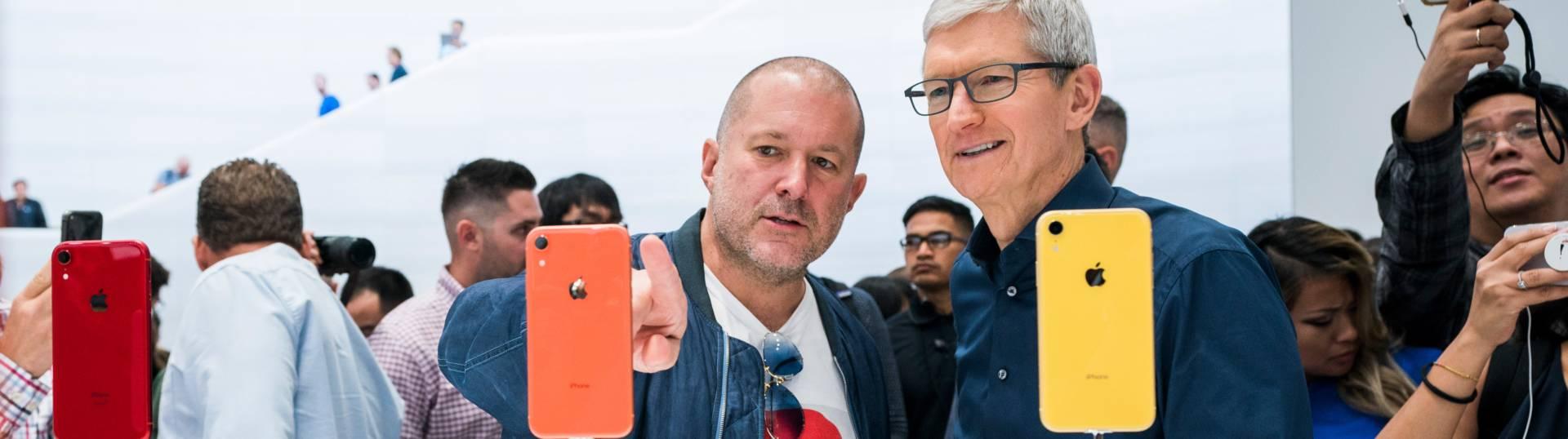 Jony Ive lascia Apple - cover