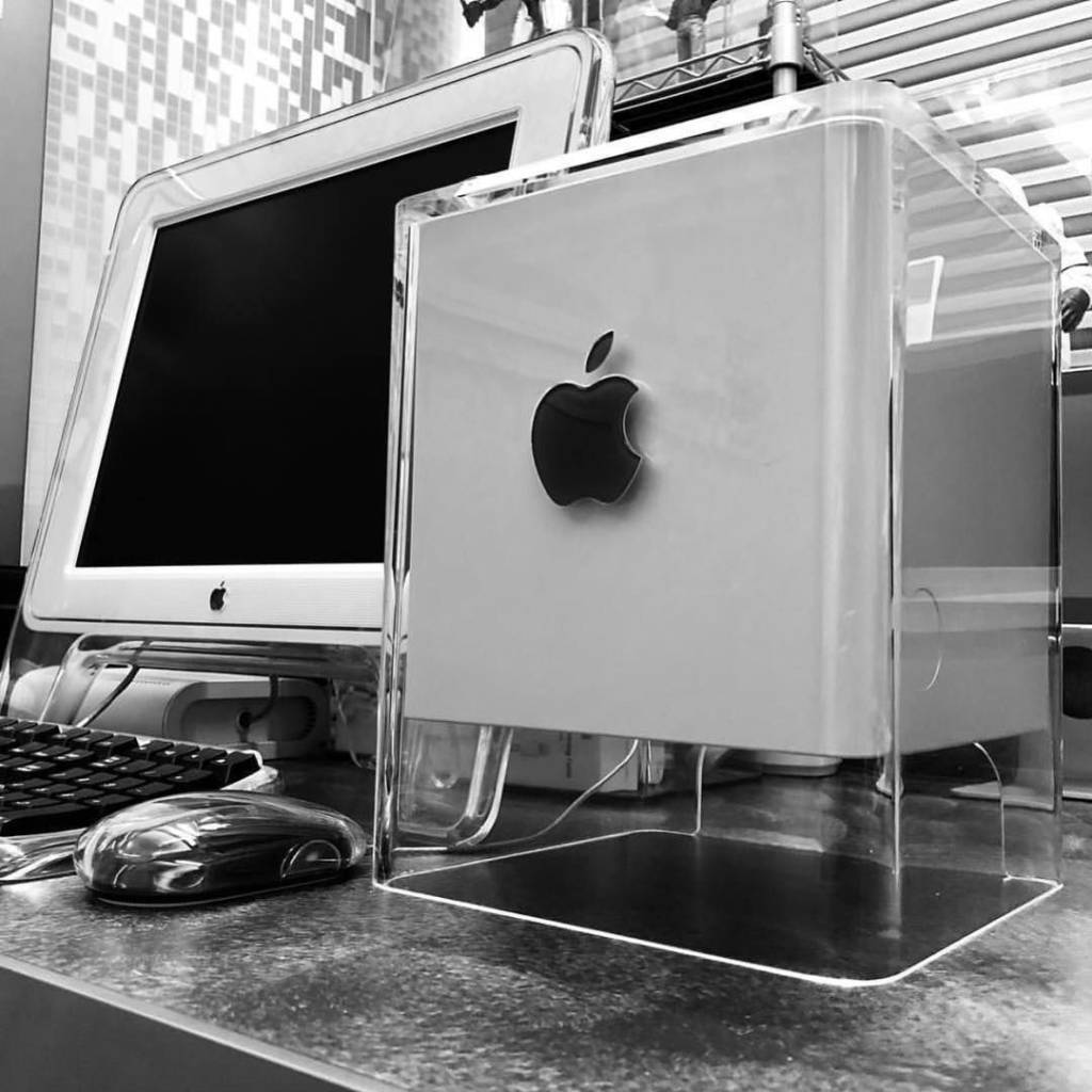 Apple Mac Cube