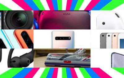 I migliori prodotti tecnologici del 2019
