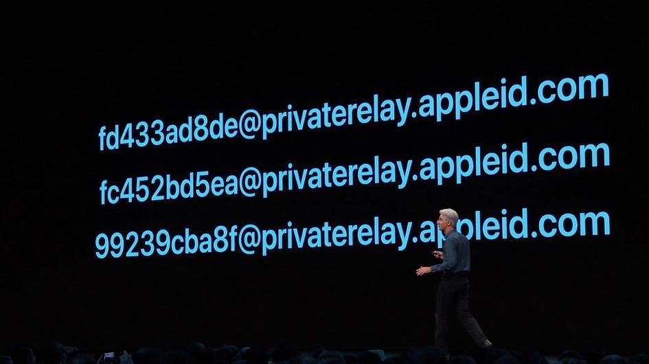 Protezione e-mail iOS 13