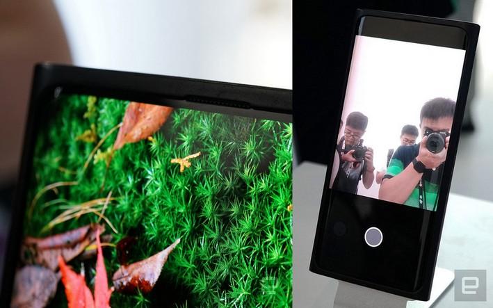 Under Display Camera Oppo