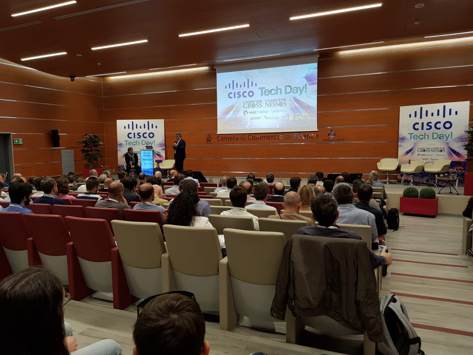 Cisco Tech Day: è l'ora del cambiamento