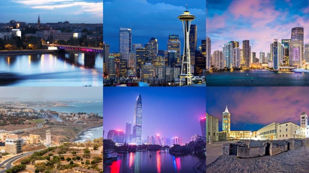 Città più innovative da vistare