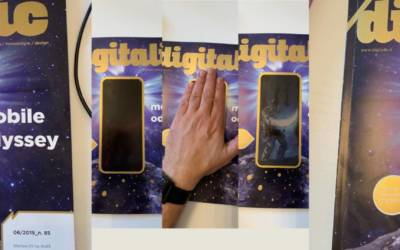 Digitalic n. 85: Mobile Odyssey