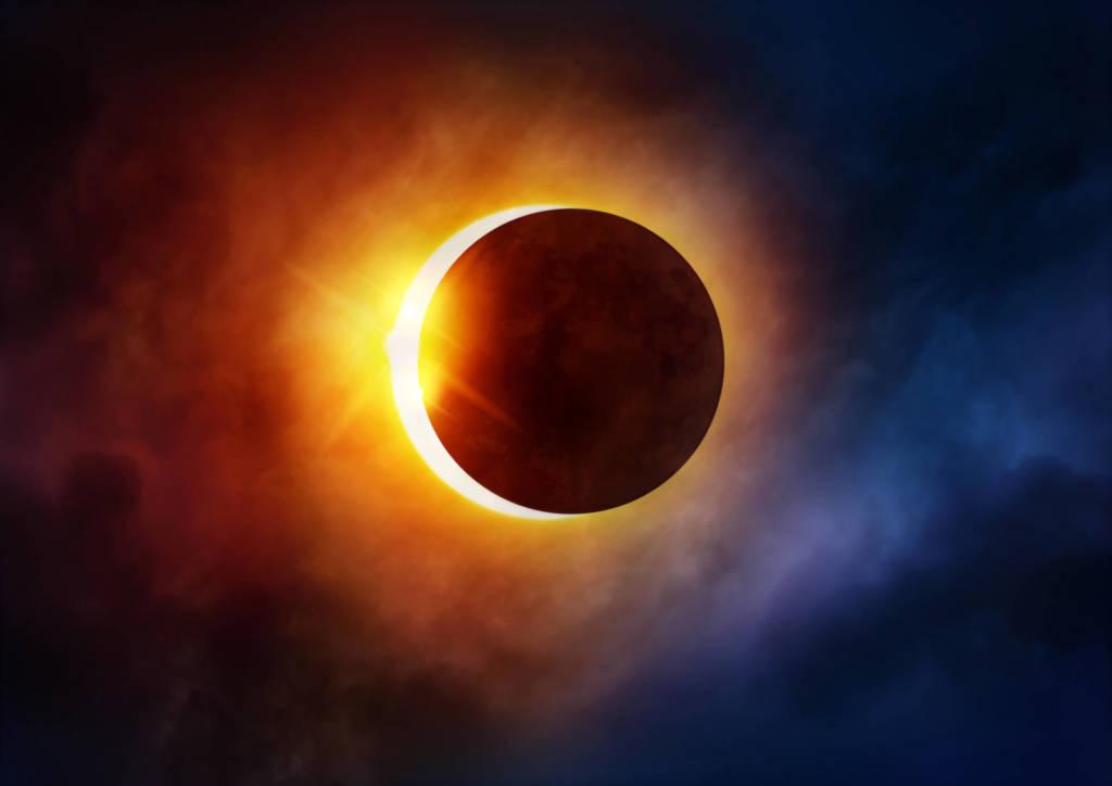 Eclissi di sole del 2 Luglio