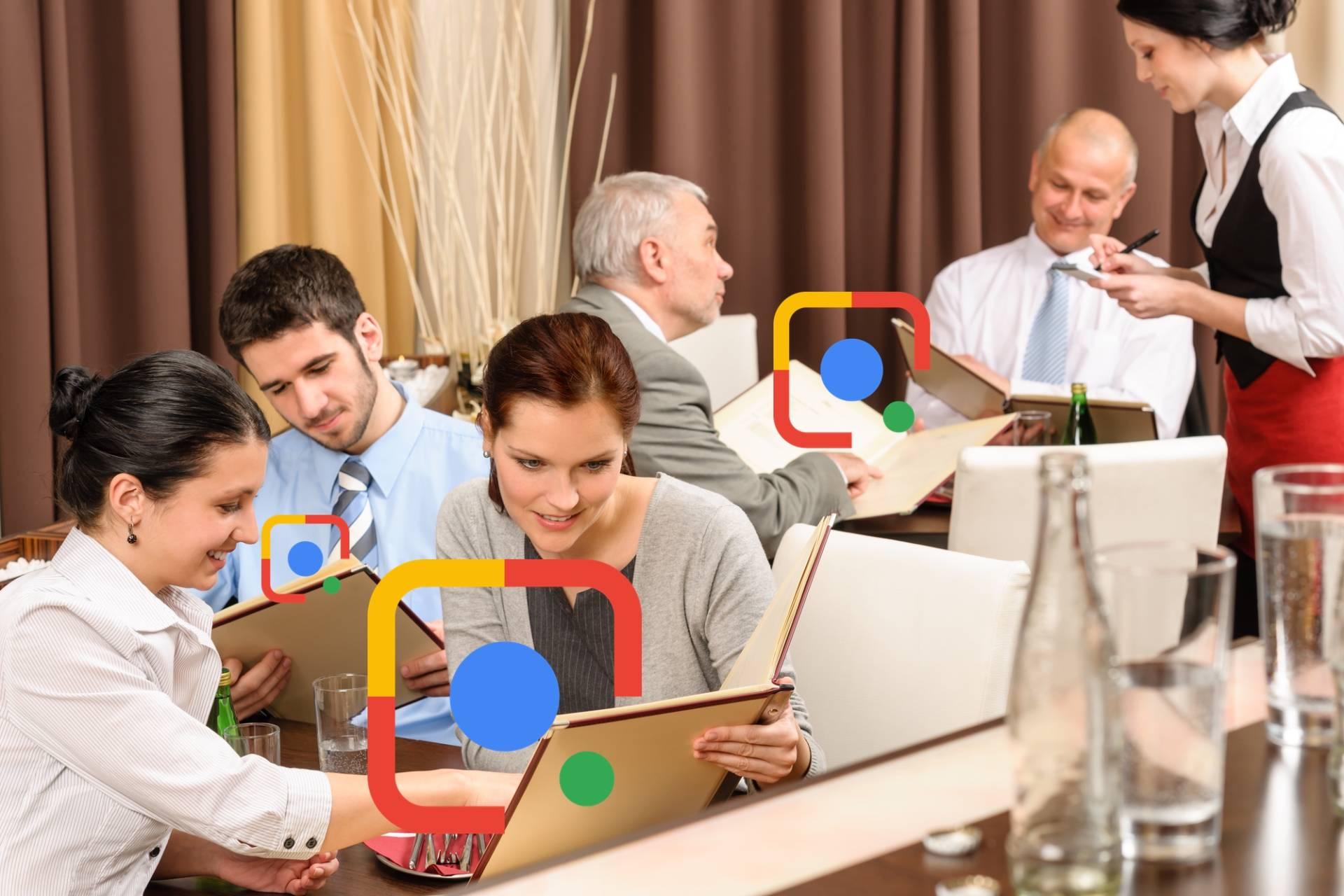Google Lens: per scegliere al ristorante il piatto giusto dal menù