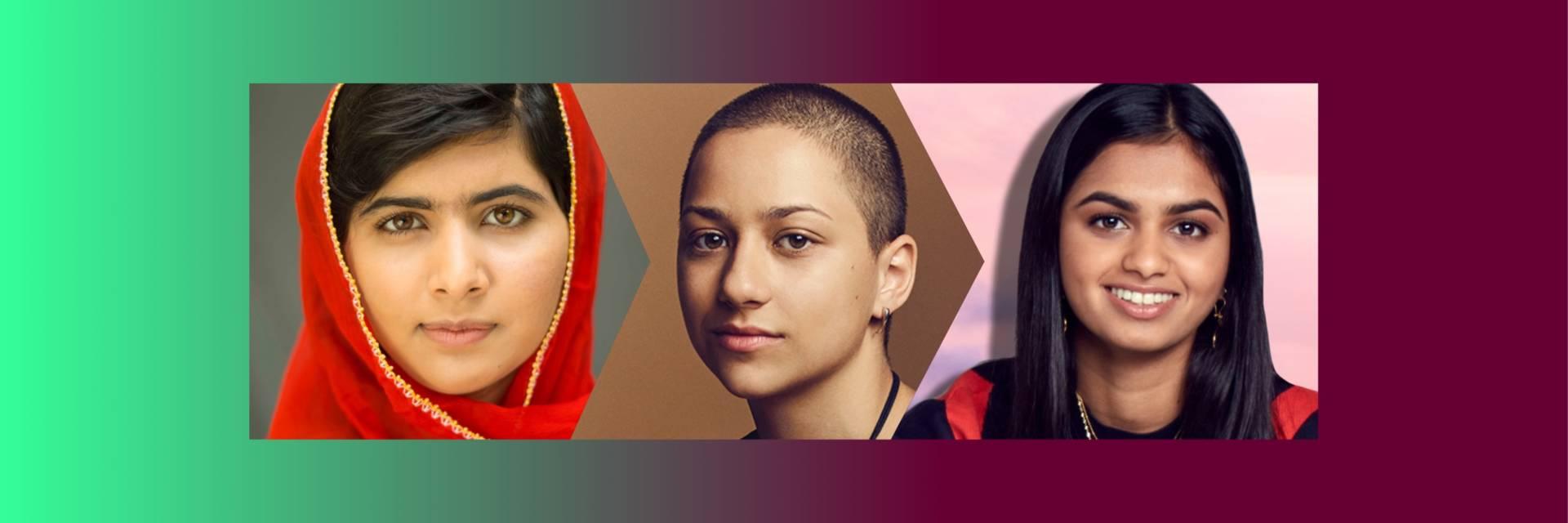 Non solo Greta: gli altri giovani che vogliono cambiare il mondo