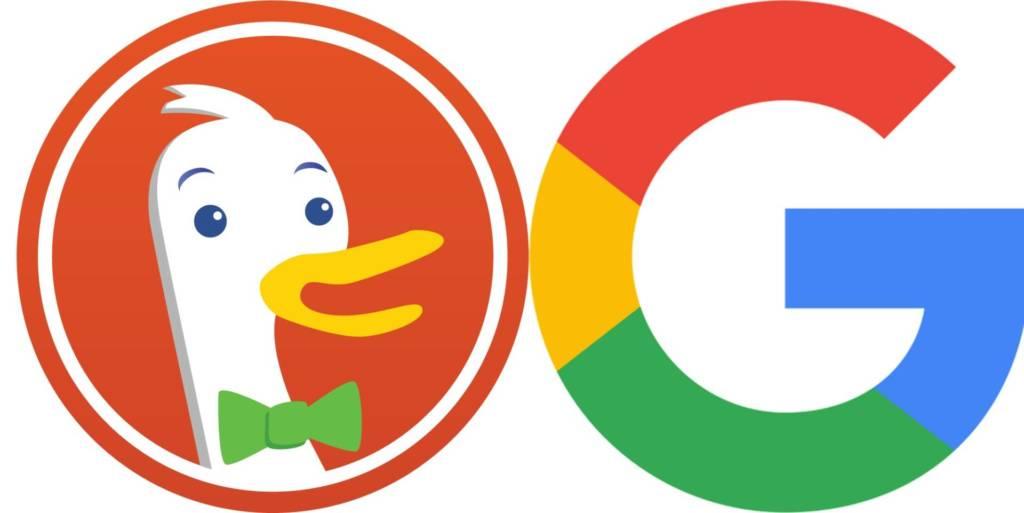 DuckDuckGo Google