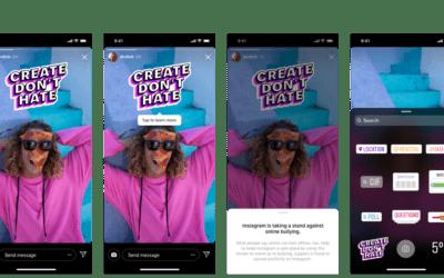 Instagram contro il bullismo, funzione Silenzia e Intelligenza Artificiale
