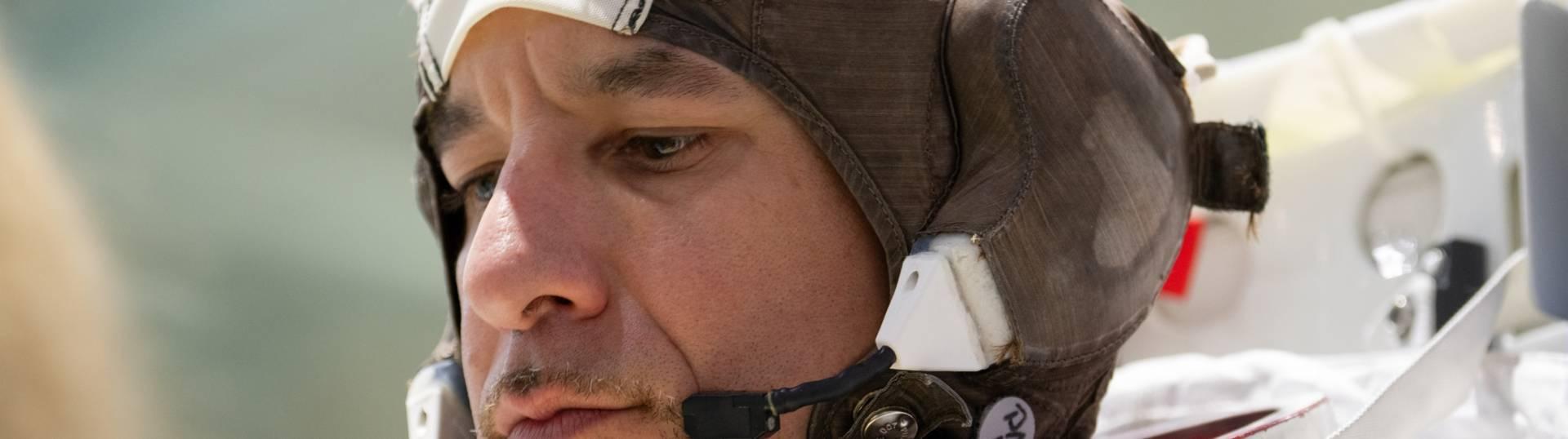 Luca Parmitano: live streaming della missione Beyond