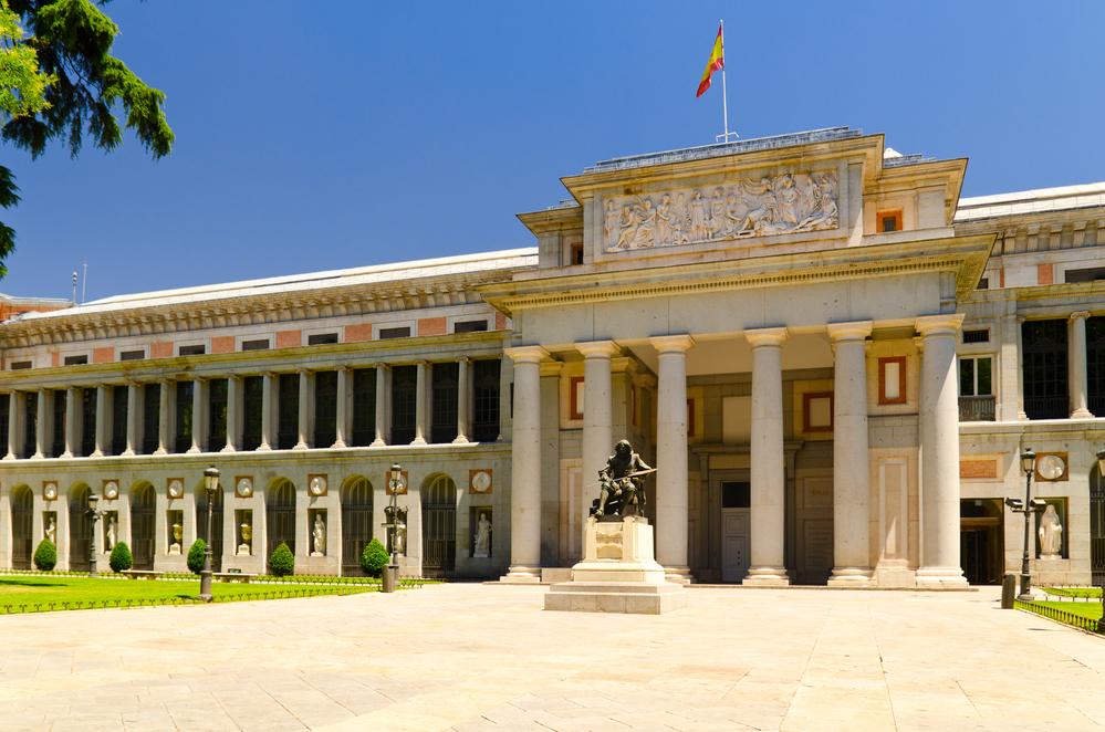 Il Museo del Prado a Madrid