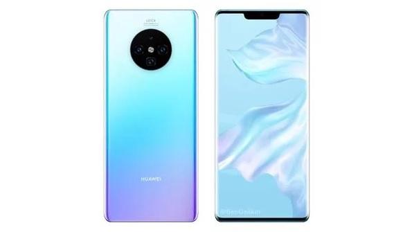 Render Huawei Mate 30