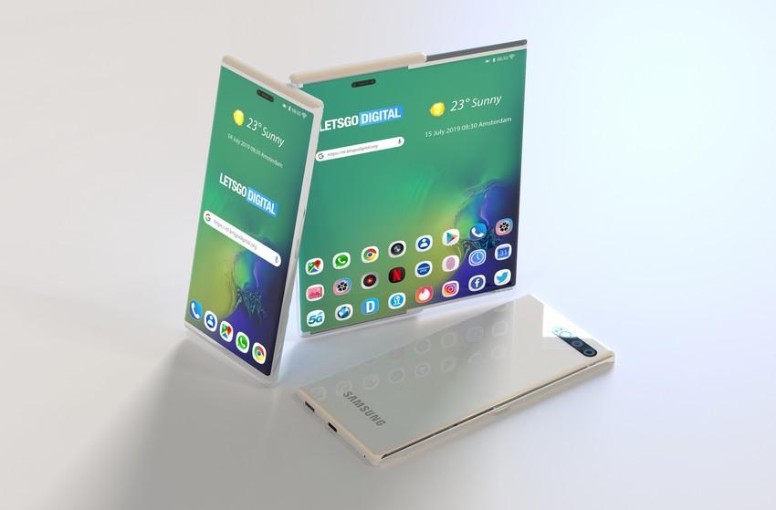Render Samsung espandibile