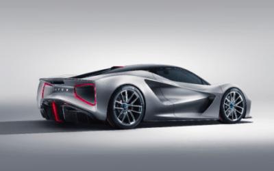 Lotus Evija: supercar elettrica che si ricarica in 9 minuti
