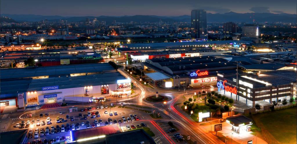 Il centro commerciale del futuro