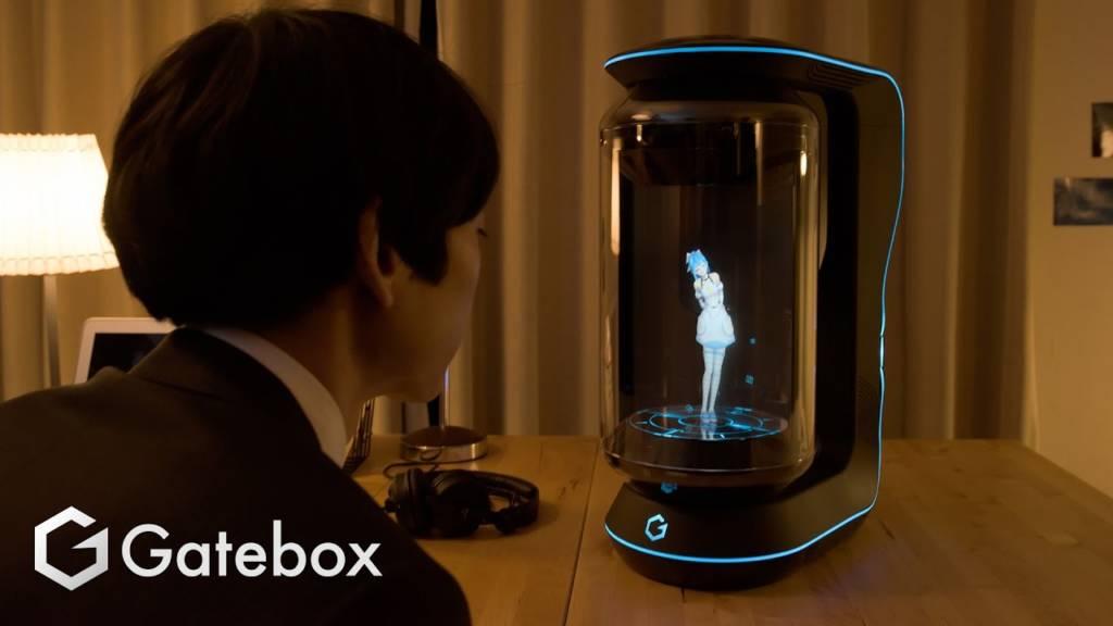 Hikari fidanzata virtuale Gatebox
