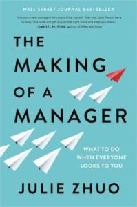 migliori libri sulla leadership: making of a manager