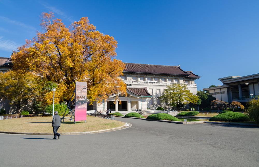 Migliori musei del mondo: Museo Nazionale di Tokyo