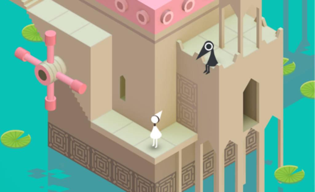 migliori giochi per smartphone: monument valley
