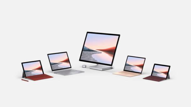 Evento Microsoft Surface