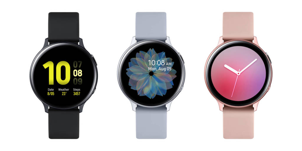 Samsung Galaxy Watch Active 2 vs Apple Watch Series 4 a confronto