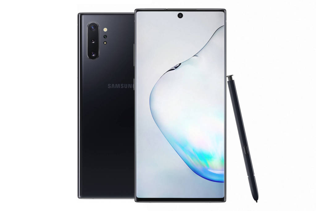 Samsung Galaxy Note 10 ufficiale