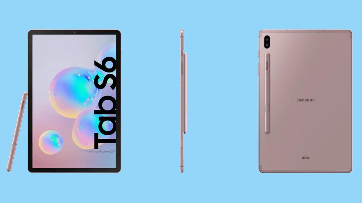 Galaxy Tab S6: il tablet più potente ed evoluto di Samsung