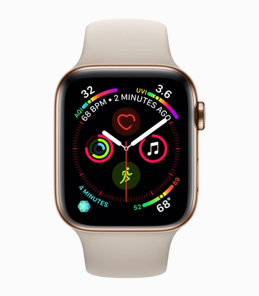 Vincitore: Apple Watch Serie 4
