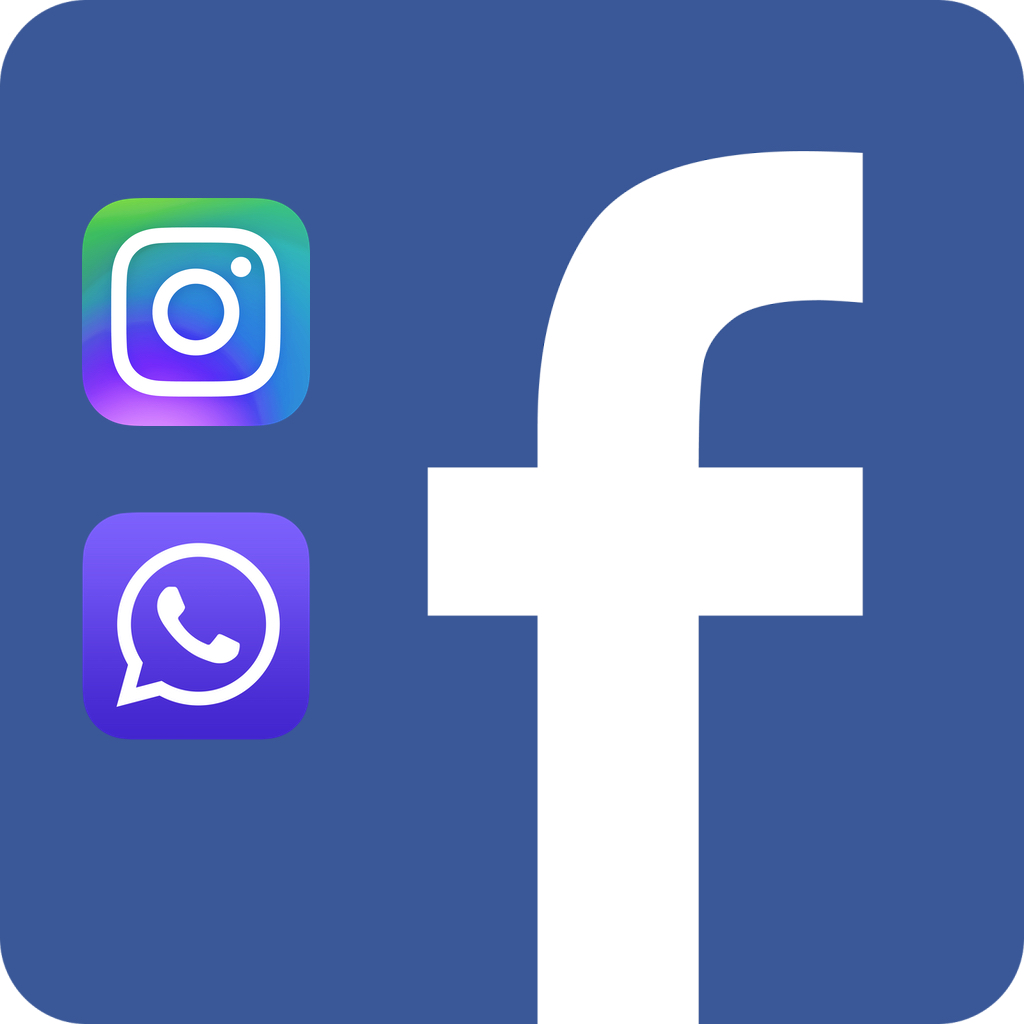 Facebook cambia nome a Instagram e WhatsApp
