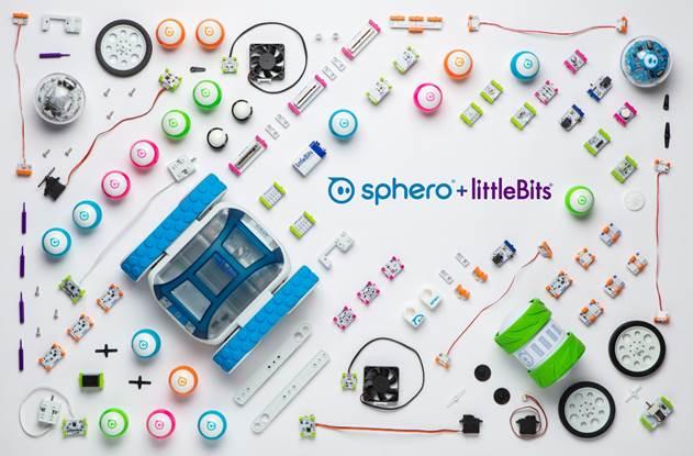 sphero e littlebits