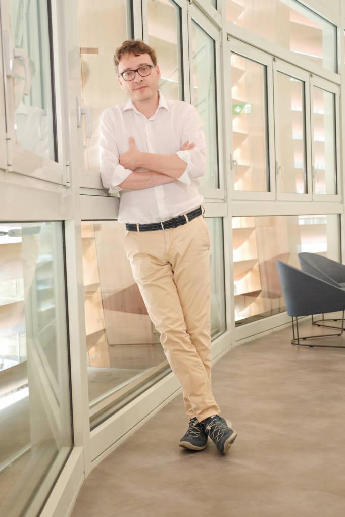 Alessandro La Volpe, Vice President IBM Cloud & Cognitive Software di IBM Italia