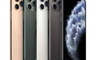 Colori iPhone 11 Pro