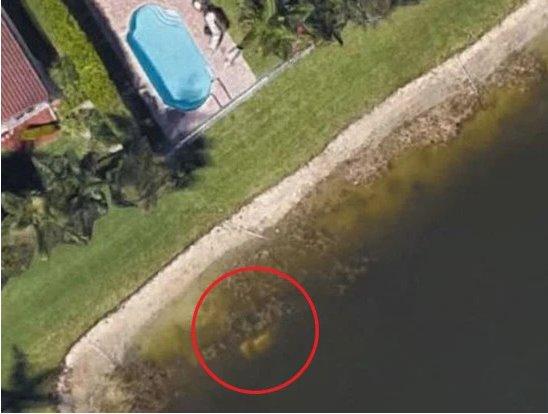 Uomo ritrovato con Google Earth
