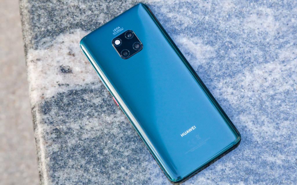 Huawei Mate 30 foto leaked