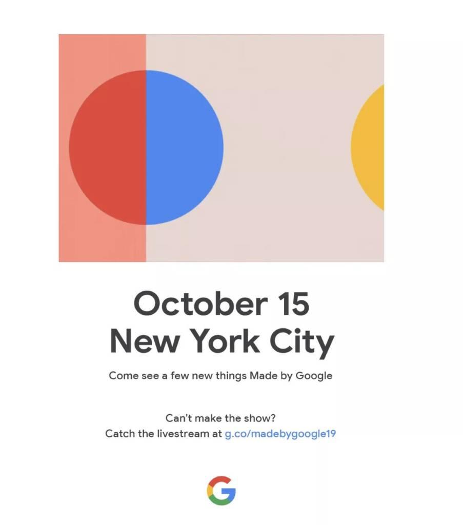 Inviti Google