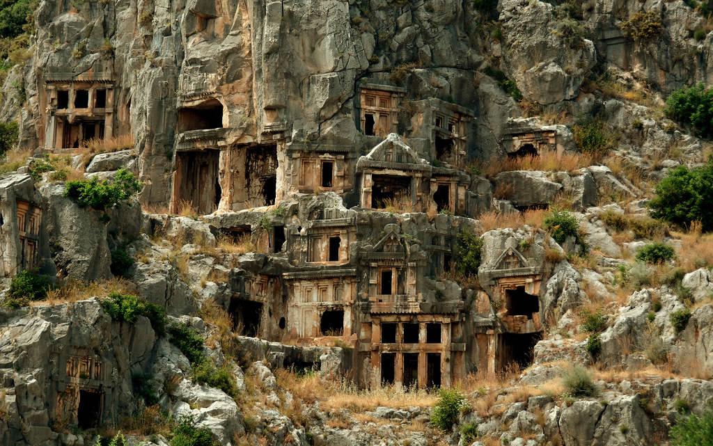 Myra antica città