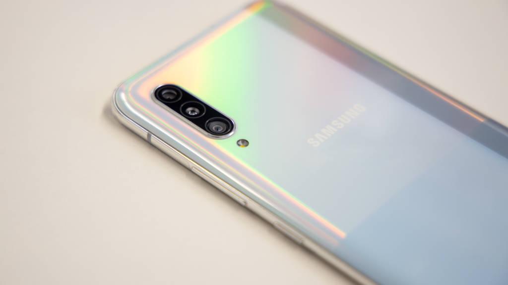 Samsung A90 5G fotocamera