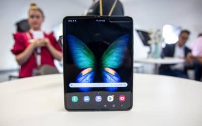 Galaxy Fold finalmente in Italia: in arrivo il pieghevole di Samsung