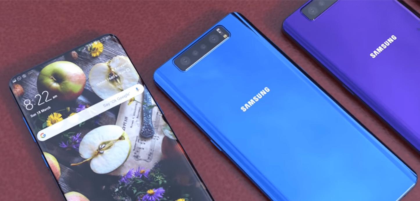 Samsung Galaxy S11: schermo widescreen e fotocamera da 108 MP?