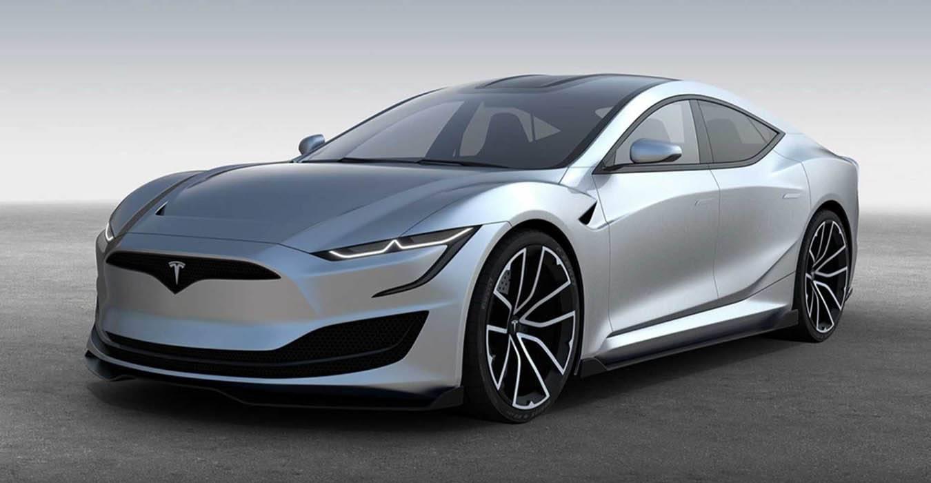Tesla Model S, record di velocità con il propulsore elettrico 'Plaid'