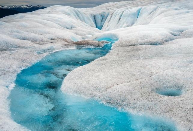 ghiacciaio mendenhall