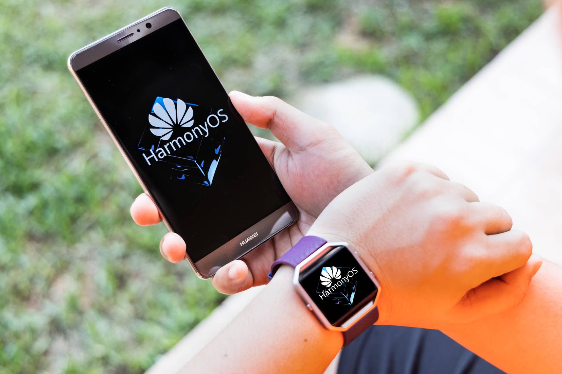 Huawei: P40 potrebbe essere il primo con HarmonyOS