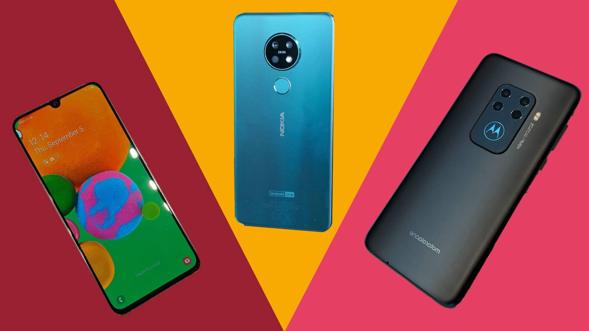 I 5 migliori smartphone visti all'IFA di Berlino 2019