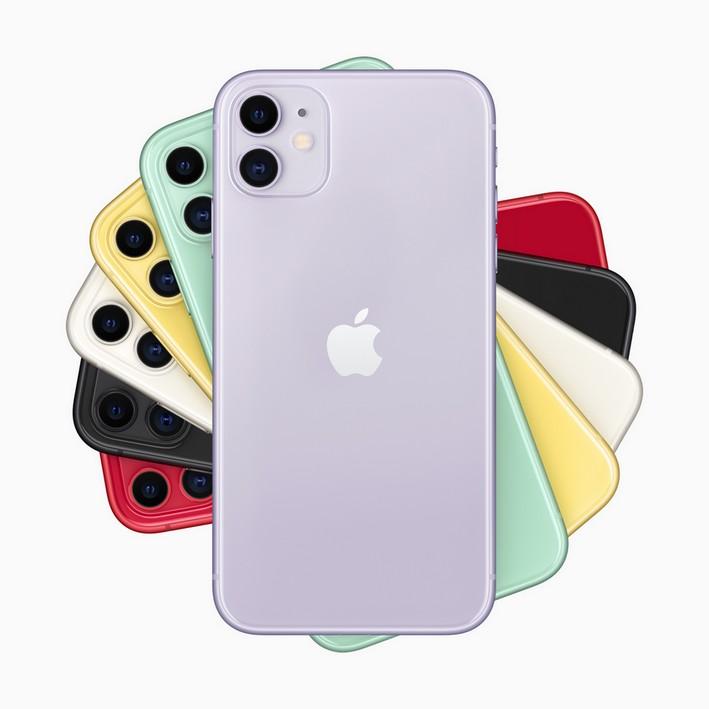 iPhone 11 colorazioni
