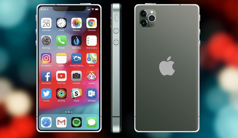 Gli iPhone del 2020 potrebbero avere un design simile a quello dell'iPhone 4