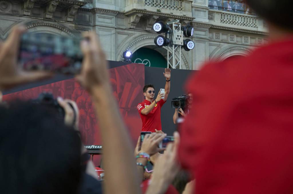 Formula 1: la Ferrari vince a Monza con Charles Leclerc e spacca su Twitter