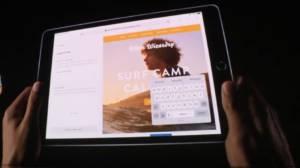 nuovo iPad da 10.2 pollici.