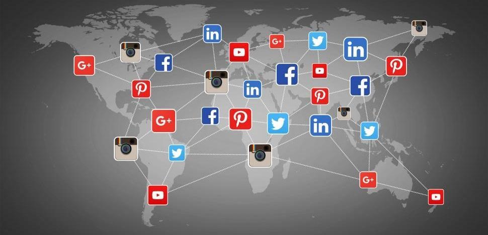 Utilizzo dei social network nel mondo, i dati per generazione